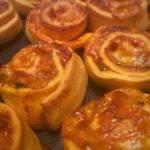 roulés à la pizza - rollos de pizza